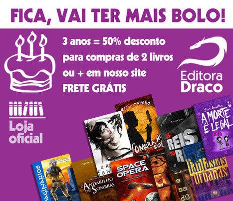 Saleta de Leitura: pré venda de Histórias de Ficção Científica por ... | Paraliteraturas + Pessoa, Borges e Lovecraft | Scoop.it