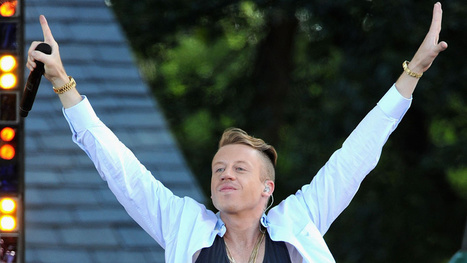 Macklemore: I Wouldn't Have Been as Successful If I Were Black | Pop Culture Mania | Scoop.it
