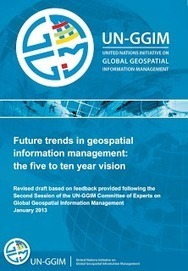 BLOG SNIT: Tendencias futuras en la gestión de la información geoespacial - GGIM | SIG, Cartografía y Geografía | Scoop.it
