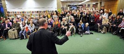 Biblioteket firar 100 år | Karlstads stadsbibliotek | Scoop.it