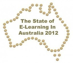 The State of E-Learning in Australia in 2012 | Educational Technology in Higher Education | Scoop.it