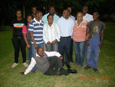 Zimbabwe riot police arrest 44 gay activists | LGBT Times | Scoop.it