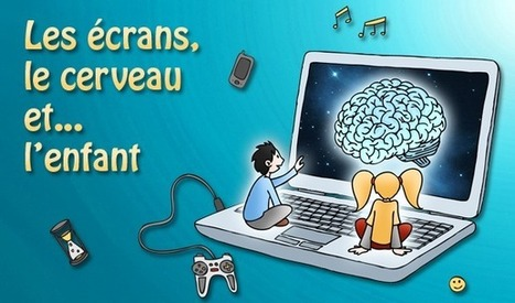"""Les écrans, le cerveau et l'enfant"", ou comment aider les enfants à apprendre dans un monde d'écrans et de connexion - DeclicKids, applis enfants - catalogue critique d'applications iPad iPhone An... 
