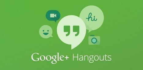Nuevo Google Hangouts: La mensajería unificada y multiplataforma de Google con videollamadas | Links sobre Marketing, SEO y Social Media | Scoop.it