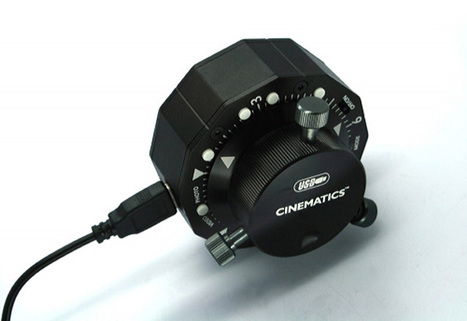 "Cinematics launch improved USB focus controller for Canon DSLRs - DSLR News Shooter | ""Cameras, Camcorders, Pictures, HDR, Gadgets, Films, Movies, Landscapes"" 