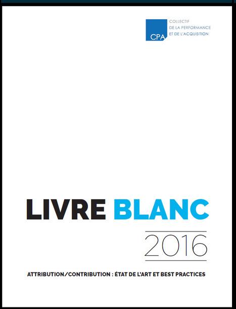 [FRANCE] Livre Blanc : Attribution-Contribution | E : Business, Marketing, Data, Analytics | Scoop.it
