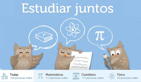 Misdeberes: La red de aprendizaje para hacer las tareas escolares - aulaPlaneta | Educacion, ecologia y TIC | Scoop.it