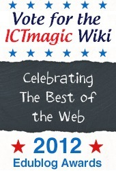 Vote for ICTmagic Wiki in the Edublog Awards   Wiki_Universe   Scoop.it