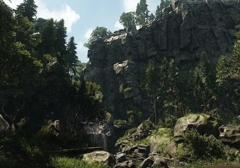 Create stunning 3D games environments   3D Artist   Video Games   Scoop.it