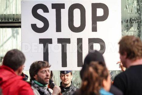 Le gaz de schiste au cœur du sommet UE-USA | Stop TAFTA TTIP GMT | Scoop.it