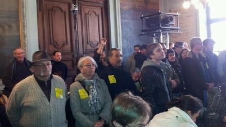 Le DAL envahit et suspend le Conseil Municipal de Toulouse | Toulouse La Ville Rose | Scoop.it