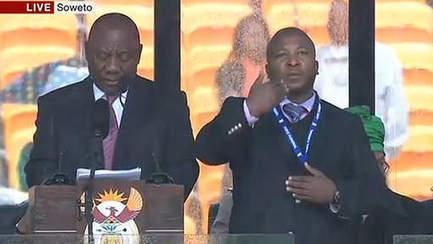 'Doventolk' bij herdenking Mandela doet maar wat | Navigatie naar mogelijkheden! | Scoop.it