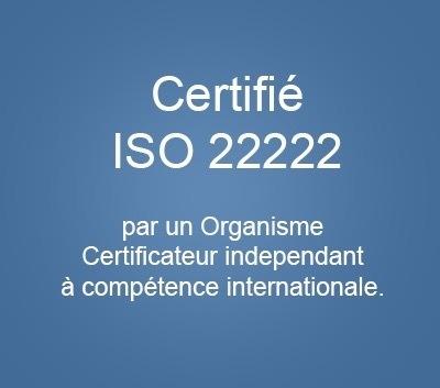Professionnel certifié par la Norme internationale ISO 22222 | La Gestion de Patrimoine | Scoop.it