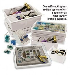 10 Bead Storage IdeasHandmade-Jewelry-Club | Fashion, Jewelry and DIYs | Scoop.it