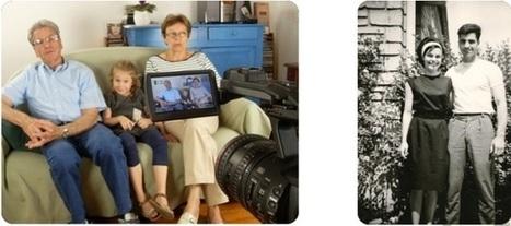 Transmettre son histoire familiale par le biais de la vidéo... | Histoire Familiale | Scoop.it