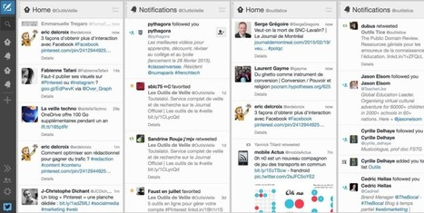 TweetDeck Teams. Gérer Twitter à plusieurs - Les Outils Collaboratifs | Actualités des réseaux sociaux | Scoop.it