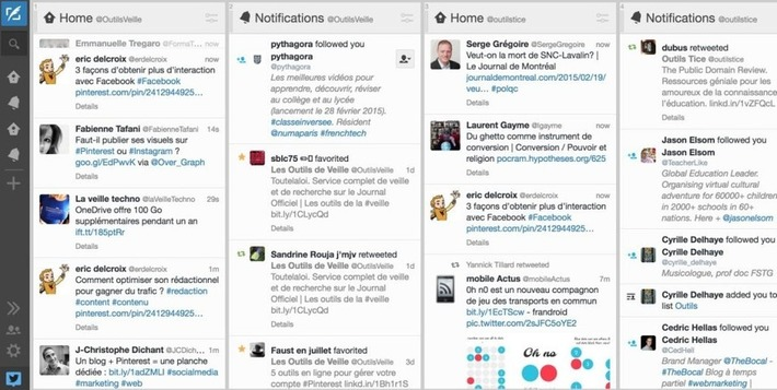 TweetDeck Teams : Gérer Twitter à plusieurs | Solutions locales | Scoop.it