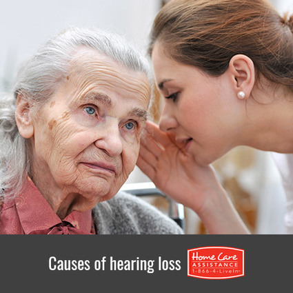 What Causes Hearing Loss in the Elderly? | Senior Home Care in Phoenix | Scoop.it