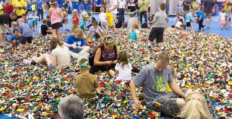 Lego met les pères et les fils à l'honneur dans sa nouvelle pub - meltyBuzz | lego | Scoop.it
