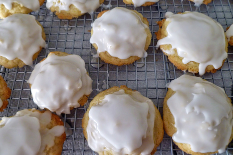 Glazed lemon cookies - Christian Science Monitor | All Things Cookie Baking | Scoop.it