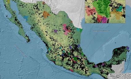 Genera el #INAH información #geoespacial en materia #arqueológica | #mexico | e-Xploration | Scoop.it