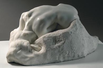 DANAIDE, Auguste Rodin, 1884 - 1885 | arte | Scoop.it
