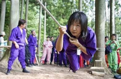 Corso di formazione ninja in Giappone - Photostory Curiosità - ANSA.it | Italia chiama Giappone | Scoop.it