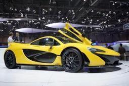 La supercar McLaren P1 affiche des performances étourdissantes - La Tribune Auto | Auto , mécaniques et sport automobiles | Scoop.it