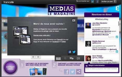 "TF1, France 5 : Quand les téléspectateurs font la ""curation"" des moments forts de la télé | Periodismo Ciudadano | Scoop.it"