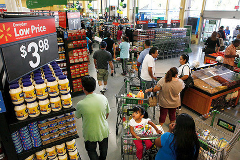 Wal-Mart Tries to Improve Its Battered Image | PR, Public Relations & Public Opinion | Scoop.it