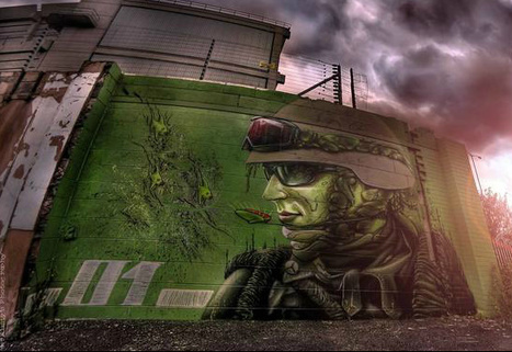 Rocket01 Graffiti art murals and canvas, design and commission hire | GOSSIP, NEWS & SPORT! | Scoop.it