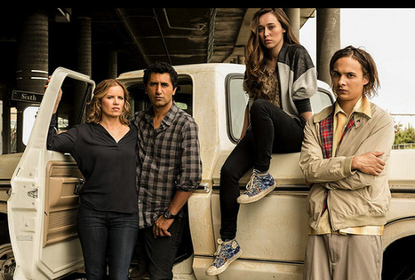 Fear The Walking Dead trailer teases us with 'virus' talk | Virology News | Scoop.it