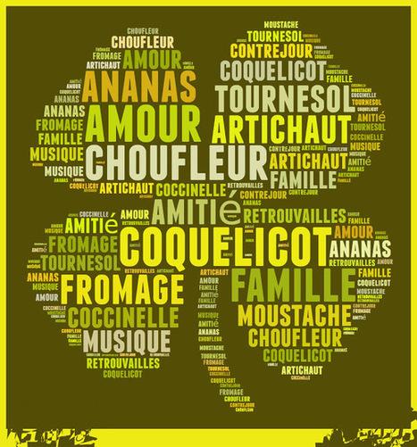 C'EST À NOUS!: Nos mots préférés du français. | lou | Scoop.it