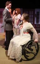 BRCC student in wheelchair finds role in Austen classic | Differently Abled and Our Glorious Gadgets | Scoop.it