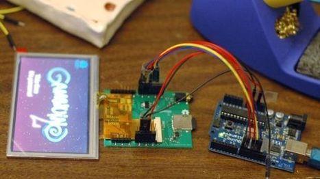 Gameduino 2 turns Arduino into a handheld game console for $59 (Kickstarter) - Liliputing | Raspberry Pi | Scoop.it