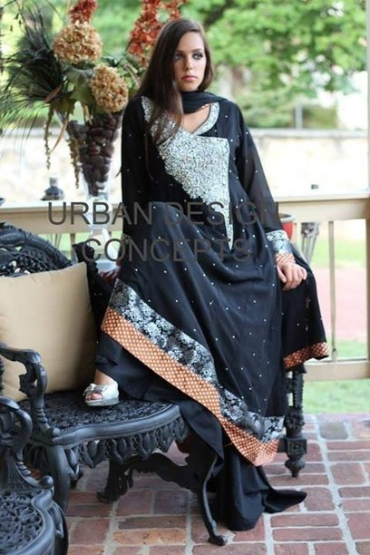 Urban Design Concepts Eid Dresses Collection 2013 For Women | Style360Fashion(Style Around the World) | style and fashion around the world | Scoop.it