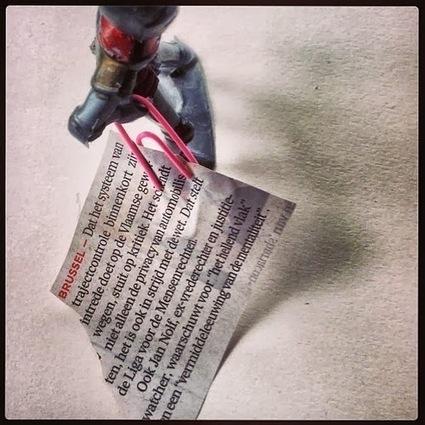Scriptomanen:  De Ridder met de Roze Paperclip en de vermiddeleeuwsing van de mentaliteit | MaliënKolder | Scoop.it