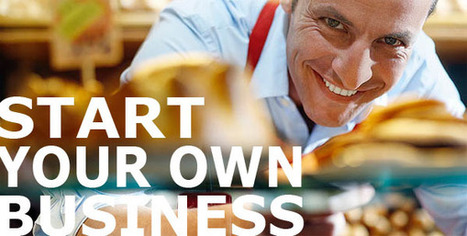 Start Your Own Business: 50 Things You'll Need to Do | BoneLess | Scoop.it