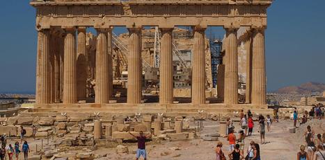 Visitar la Acrópolis de Atenas, horarios, precios y demás | LVDVS CHIRONIS 3.0 | Scoop.it