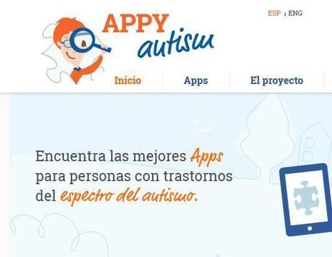 Appyautism Encuentra las mejores Apps para personas con Trastornos del Espectro del Autismo | Educación en Castilla-La Mancha | Scoop.it