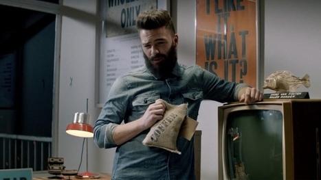 Une marque de jean pastiche American Psycho avec des hipsters   Un monde de pub   Scoop.it