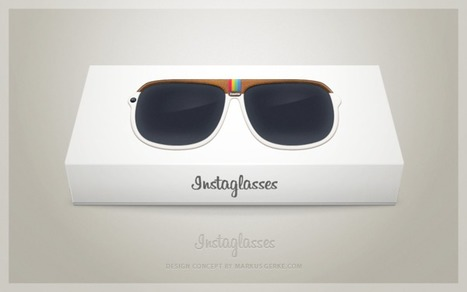 Instaglasses Enable You To View The World In A Filtered Reality | Great Geeky Gadgets | Scoop.it