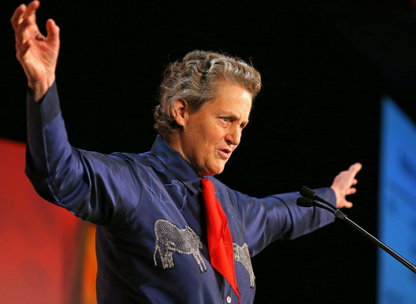 Temple Grandin, the Woman Who Changed America's Beef for the Better | Knowledge Dump | Scoop.it