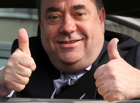 Alex Salmond spent £468,580 on Ryder Cup visit - Telegraph | The Indigenous Uprising of the British Isles | Scoop.it