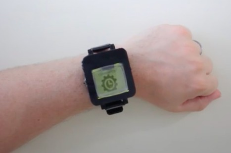 Arduino Blog – Turn your old cellphone into a smartwatch | Raspberry Pi | Scoop.it