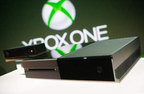 Microsoft's Xbox One had 3D Printed Prototypes | 3D Printing | Scoop.it