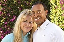 Couch Slouch: Tiger Woods and Lindsey Vonn revive the sports celebrity dating game | Tiger and Lindsey | Scoop.it