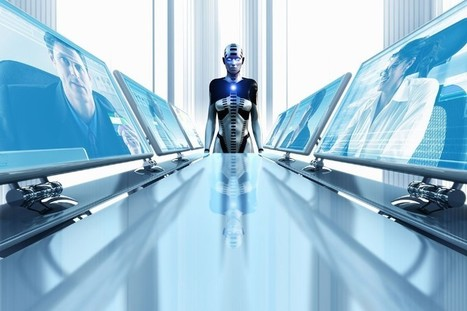 The hot new job in Silicon Valley is being a robot's assistant | Animateur de communauté | Scoop.it