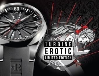 Perrelet Turbine Erotic | Top Luxury Watches | Scoop.it
