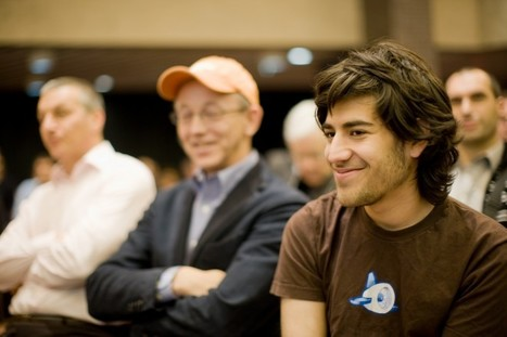 First 100 pages of Aaron Swartz's Secret Service file released | Technoculture | Scoop.it